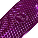 Пениборд Nils Extreme Electrostyle Purple, фото 2