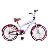 Велосипед детский двухколесный Tilly Cruiser T-22034 20 дюймов (6-11 лет), фото 2