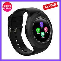 Наручные умные смарт-часы Smart Watch Y1S Black