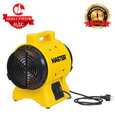 Профессиональный канальный вентилятор Master BL 4800