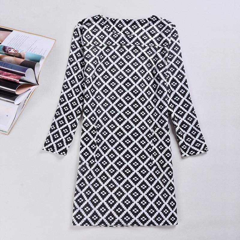 Женское платье AL-7318-00