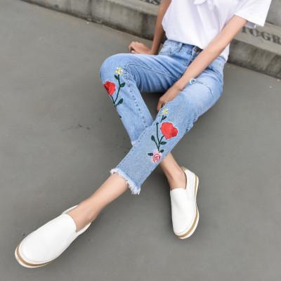 Женские джинси AL-7756-50