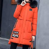 Женская зимняя куртка AL-7802-55, фото 1