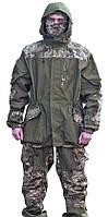 Костюм  ГОРКА  3 , хб 100%, М-3 ,укропиксель+ОЛИВА, военная форма, тактический костюм.