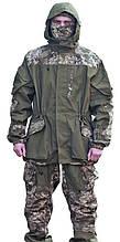 Костюм ГІРКА 3 , бавовна 100%, М-3 ,укропиксель+ОЛИВА, військова форма, тактичний костюм.