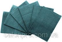 Салфетки стоматологические Medicom Dry-Back, 50 шт., цвет голубой