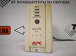 ИБП APC Back-UPS / Гарантия 3 мес. на устройство