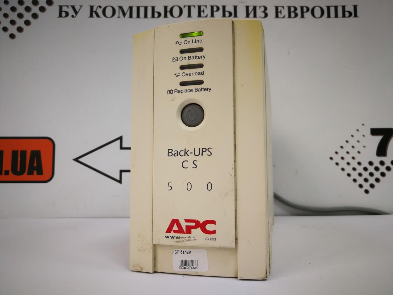 ИБП APC Back-UPS / Гарантия 3 мес. на устройство, фото 1