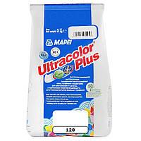 Фуга Mapei Ultracolor Plus 100 5 кг белый