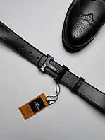 Мужской кожаный ремень Hermes Paris (Реплика)