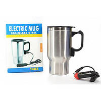 Термокружка автомобільна Electric Mug 12В MOD-140Z