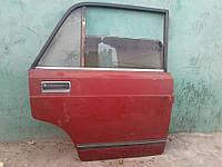 Дверь Ваз 2104, 2105, 2107 задняя правая Б/У 21050-620001400