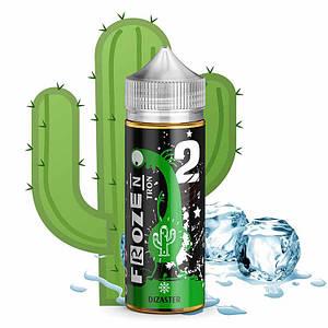Frozen Tron 2 120 мл Dizaster, 3 мг Жидкость для Электронных сигарет (Заправка для вейпа)