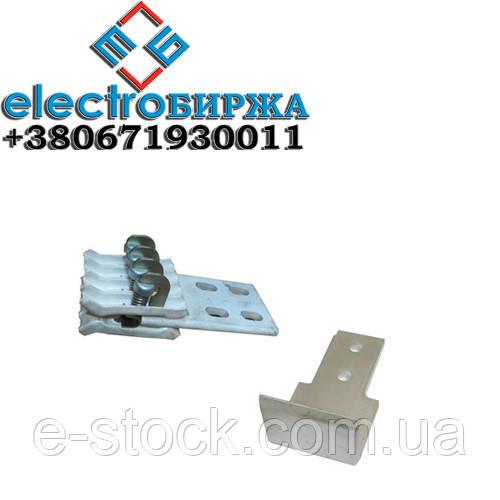 Втычные контакты для ячеек КРУ К-37, Контактная система КРУ К 37 630А - 1600A, Розетка контактная КРУ К-37