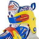 Роликовые коньки Nils Extreme NA6147 Size 31-34 Blue, фото 2
