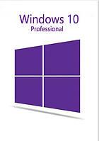 Операционная система Windows 10 Профессиональная 32/64-bit на 1ПК (электронная лицензия)