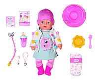 Пупс Baby Born Sweet baby - Беби Борн Нежные объятия. Сладкая малышка 43 см, Zapf Creation 3+ (826690)