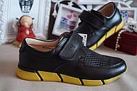 Туфли на мальчика, школьні туфли, 32.33.34.35.36.37