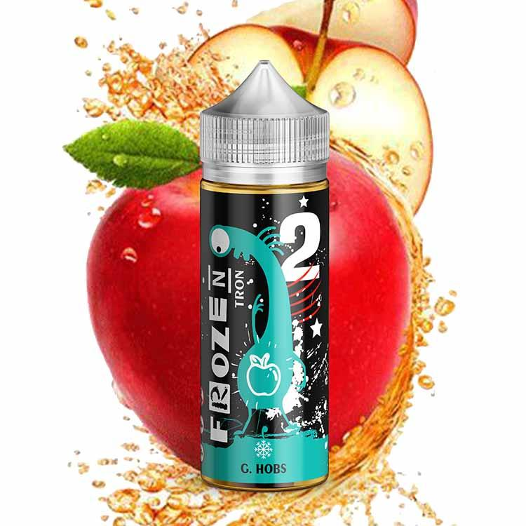 Жидкость для Электронных Сигарет Frozen Tron 2 120 мл G.Hobs, 3 мг