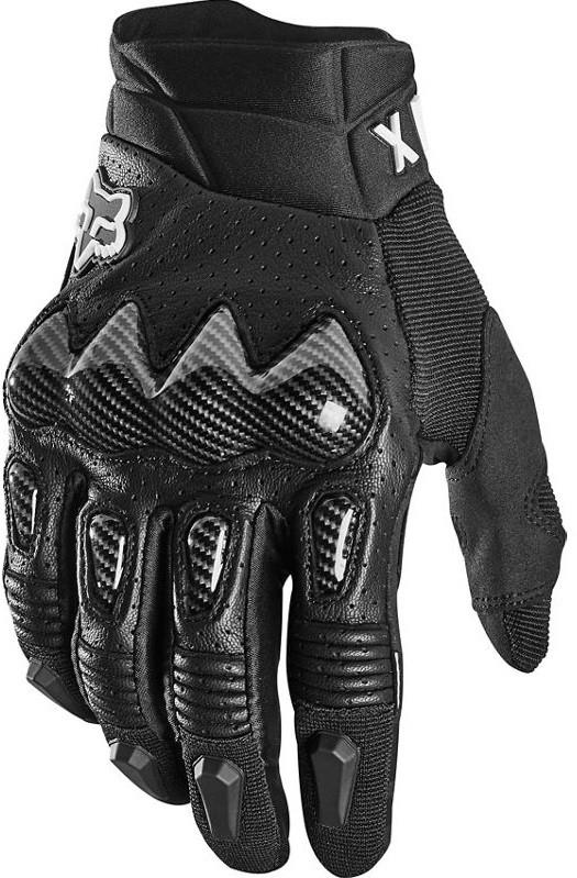 Мотоперчатки FOX Bomber черные, XXL (12)