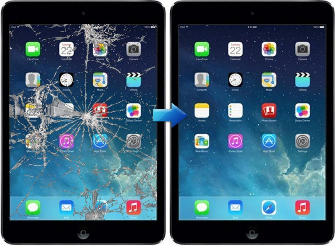 Замена сенсора Apple iPad 5