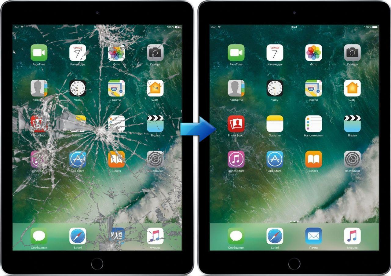 Замена сенсора Apple iPad 9.7 2017