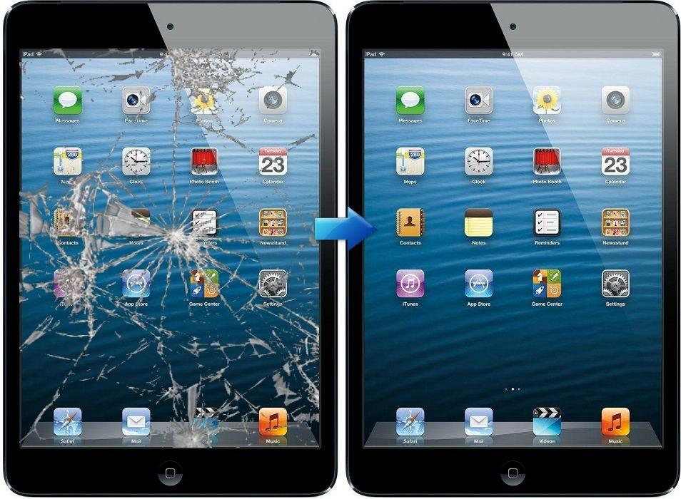 Замена сенсора Apple iPad Mini 3