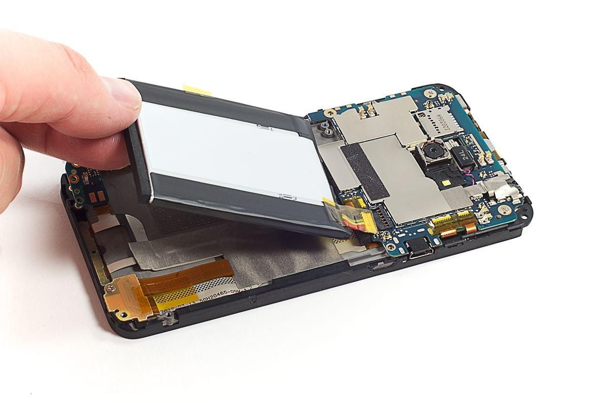 Замена аккумулятора Homtom HT6