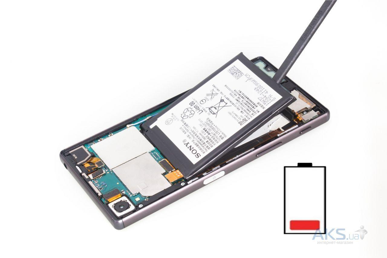 Замена аккумулятора Sony Xperia XZ Premium G8142