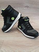 Р.32-33.R-Walker. Зимние высокие кроссовки для мальчика.