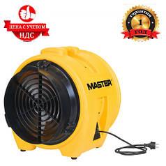 Профессиональный канальный вентилятор Master BL 8800