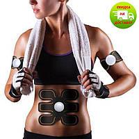 Миостимулятор | тренажер для мышц пресса и рук EMS Trainer Пресс+ Руки, фото 1