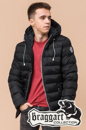 Зимняя теплая куртка на подростка Braggart Teenager (р. 40, 42, 44, 46) арт. 76025T