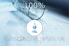 Наматрасник влагостойкий 90х200 BYVS Aquastop 90х200 на 4 резинках, фото 2