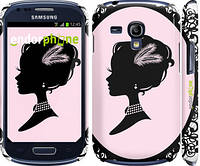 "Чехол на Samsung Galaxy S3 mini Принцесса ""1992c-31"""