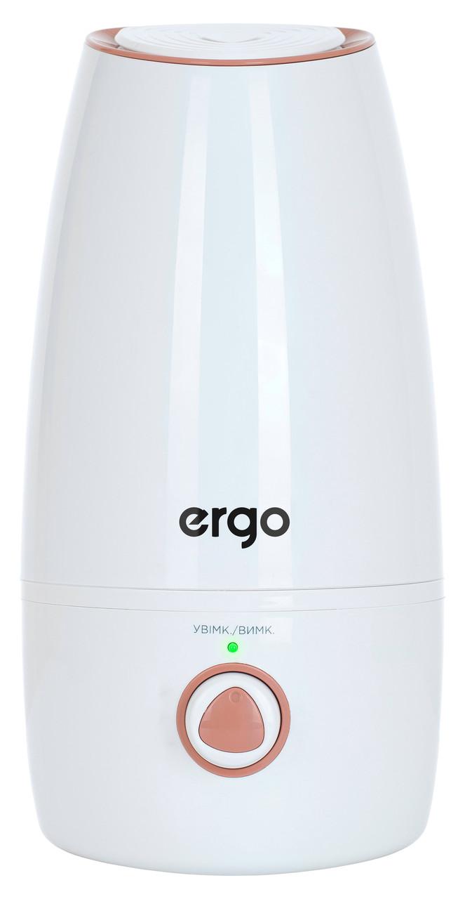 Зволожувач повітря ERGO HU-1730 Білий/ Пастельний