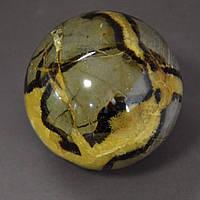 Шар из натурального камня Септария, диаметр 75мм