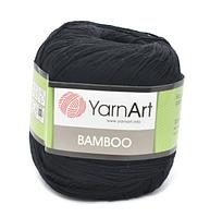 Yarnart Bamboo № 551 черный