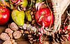 Комбінований сад: волоський горіх + груша
