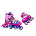 Роликовые коньки Nils Extreme NJ4605A Size 30-33 Pink, фото 10