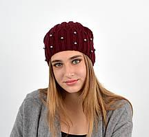 """Молодіжна шапка """"Nord"""" на флісі Джудіт Бордо"""