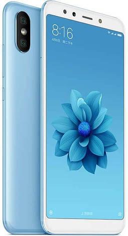 Смартфон Xiaomi MI A2 Lite 3/32 Blue [Global] (M1805D1SG) EAN/UPC: 6941059617952, фото 2