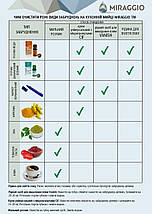 Гранитная мойка для кухни 649*500* 200 мм Miraggio Bodrum 650 жасмин, фото 3