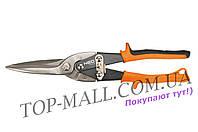 Ножницы по металлу NEO - 290 мм прямые удлиненные