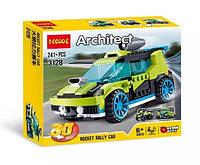 """Конструктор Decool 3128 (Аналог LEGO Creator 31074) 30в1 """"Супер скоростной раллийный автомобиль"""" 241 деталь, фото 1"""