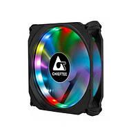 Корпусний вентилятор Chieftec CF-3012 RGB 3-Pack (CF-3012-RGB)