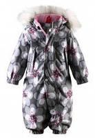 Зимний комбинезон для девочки ReimaTEC 510151- 9163. Размеры 74 - 98.