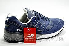 Мужские кроссовки в стиле New Balance 999 Classic, Dark Blue, фото 2