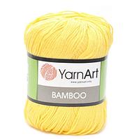 Yarnart Bamboo № 556 желтый