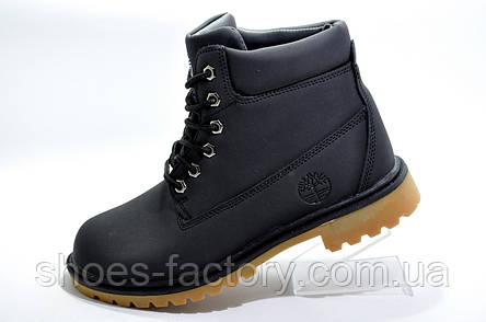 Зимние ботинки в стиле Timberland, на меху (Унисекс), фото 2